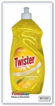 Средство для мытья посуды TWISTER Lemon 1 л