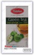 Чай Victorian (зелёный с яблоком) 20 шт