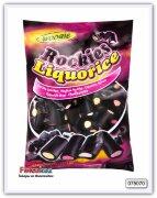 Лакричные конфеты с начинкой Liquorice rockies 400 гр