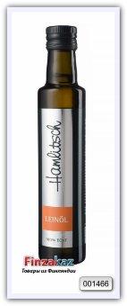 Льняное масло нерафинированное HAMLITSCH Leinol 100% Echt, 250 мл, стекло
