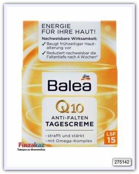 Дневной крем против морщин Balea Q10 Anti-Falten 50 мл (LSF 15)