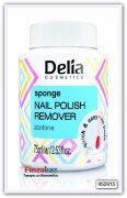 Жидкость для снятия лака губкой Delia Sponge Nail Polish Remover Acetone