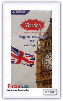 Чай Victorian (английский чёрный) 20 шт