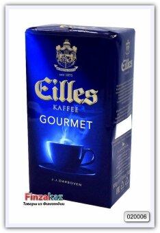 Кофе натуральный жареный молотый J.J.DARBOVEN Eilles Gourmet 500 гр