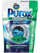 Универсальные капсулы для стирки Clovin Purox Universal гелевые 30 шт