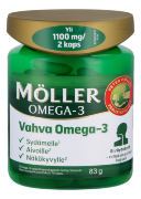 Витамины Moller  Vahva omega-3 (самый сильный) 70 шт