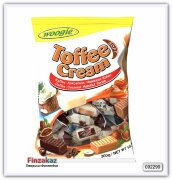 Конфеты Woogie Toffee cream soft - assorted toffees 300 гр