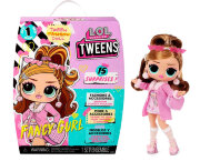 L.O.L. SURPRISE - кукла оригинал Tweens Fancy Gurl Seria 1 LOL подросток