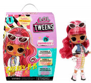 L.O.L. SURPRISE - кукла оригинал Tweens Cherry B.B. Seria 1 LOL подросток