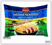 Лапша быстрого приготовления со вкусом утки и приправой Asia Gold Instant noodles duck 60 гр