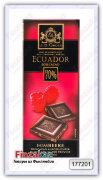 Шоколад J.D.Gross (малина) 125 гр