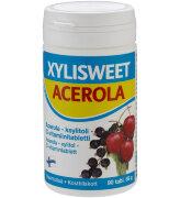 Барбадосская вишня, ксилит и витамин C в таблетках Xylisweet Acerola 90 таб