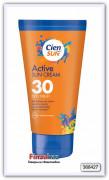 """Солнцезащитный гипоаллергенный крем для загара Cien """"SPF 30"""" 75 мл"""
