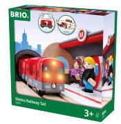 Железная дорога (Метро) Brio