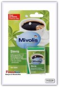 Подсластитель Mivolis Stevia 100 таблеток