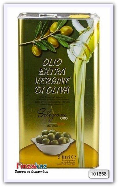 Оливковое масло Vesuvio Olio extra vergine di oliva 5л ( Италия )