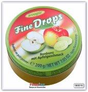Карамель леденцовая со вкусом яблока Woogie 200 гр