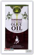 Оливковое масло Elaiolado Extra Virgin olive oil, 5 л