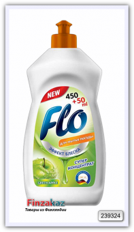 Моющее средство Flo Green Apple 500мл