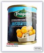 Оливки без косточки с сыром Fragata 200 гр