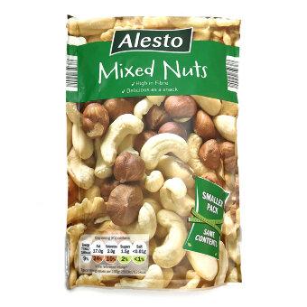 Ассорти из орехов Alesto mixed nuts 200 гр