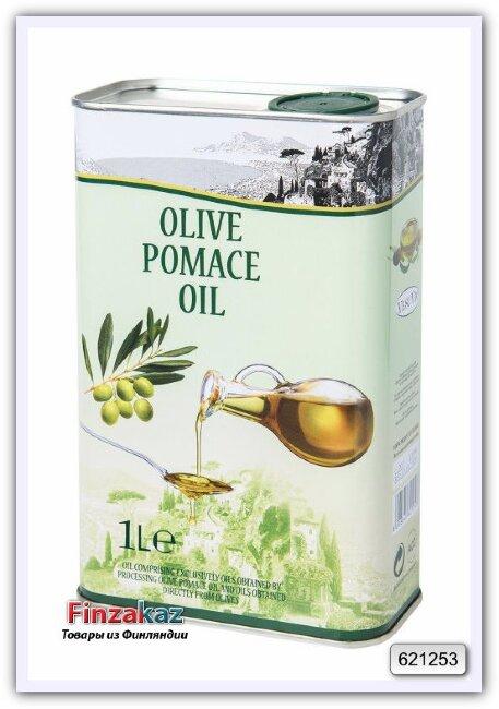 Натуральное оливковое масло Vesuvio Olive Pomace Oil для жарки 1л (Италия)