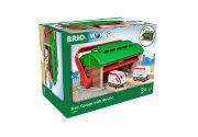 Депо-переноска с поездом BRIO