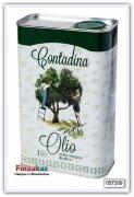 Натуральное оливковое масло Virgine Contadina Olio Extra Vergine Di Oliva 1л ( Италия )