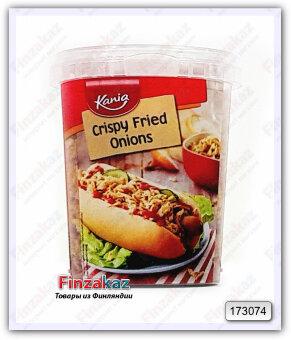 Жареный лук Kania crispy 150 гр