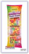 Сахарные драже с фруктовым вкусом Woogie Tutti Frutti, 4x16g