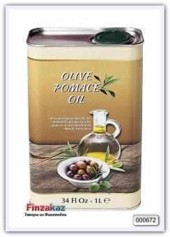 Оливковое масло VESU VIO (Pomace) рафинированное с добалением нерафинированного в ж.б 1л
