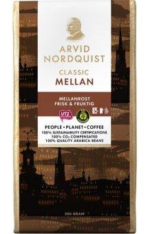 Кофе молотый Arvid Nordquist Mellan 500 гр
