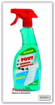 Средство для мытья окон и зеркал Foxy Green ikkunanpuhdistusaine 500 мл