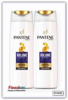 Шампунь для волос Pantene Pro-V Volume & Body Shampoo 2 х 250 мл