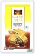 Вафли с начинкой из какао-крема Wafers with cocoa cream filling 250 гр