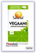 Поливитаминно-минеральный комплекс для вегетарианцев 150 т Sana-sol 116 г