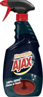 Спрей для чистки керамических плит Ajax 750 мл